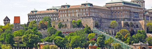Buda Castle, Budapest, Hungary - Photo: Dennis Jarvis via Flickr, used under Creative Commons License (By 2.0)