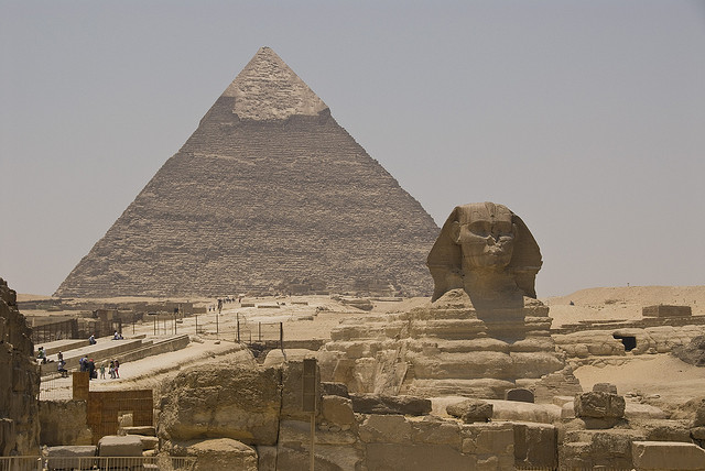 Air France – $582: Boston – Cairo, Egypt. Roundtrip, including all Taxes
