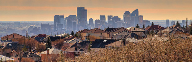 Skyline, Calgary, Alberta, Canada - Photo: Sergey Rodovnichenko via Flickr, used under Creative Commons License (By 2.0)