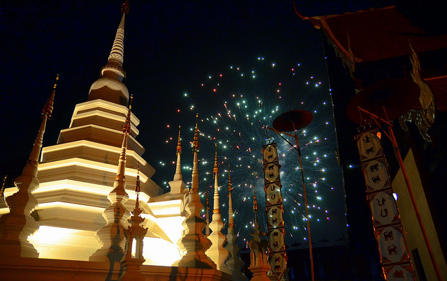 American / Korean Air – $873: Dallas – Chiang Mai, Thailand. Roundtrip, including all Taxes