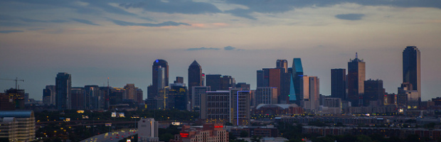 Skyline, Dallas, Texas. - Photo: Lar Plougmann via Flickr, used under Creative Commons License (By 2.0)
