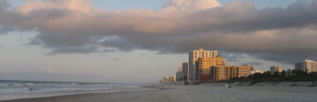 Daytona Beach, Florida - Photo: Ines Yeh via Flickr, used under Creative Commons License (By 2.0)