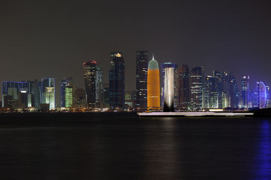 Doha, Qatar - Photo: Jimmy Baikovicius via Flickr, used under Creative Commons License (By 2.0)
