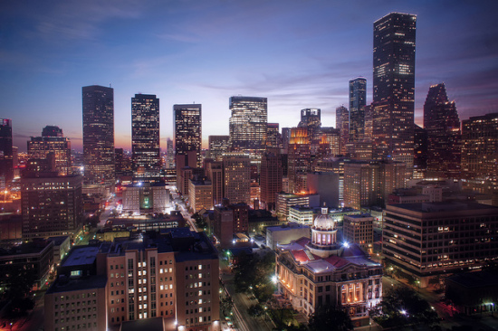 Houston, Texas - Photo: Katie Haugland via Flickr, used under Creative Commons License (By 2.0)