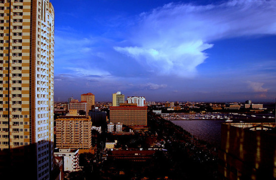 Manila, Philippines - Photo: Shubert Ciencia via Flickr, used under Creative Commons License (By 2.0)