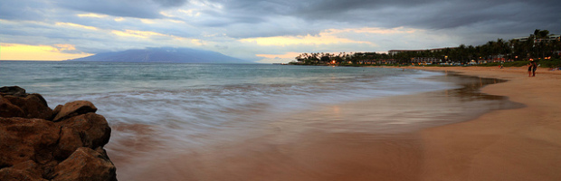Wailea Beach Park, Maui, Hawaii - Photo: Mike McCune via Flickr, used under Creative Commons License (By 2.0)