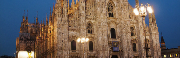 Duomo di Milano, MIlan, Italy - Photo: Kevin Poh via Flickr, used under Creative Commons License (By 2.0)
