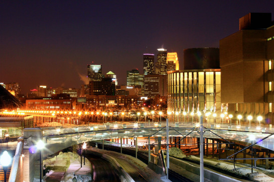 Minneapolis, Minnesota - Photo: JFXie via Flickr, used under Creative Commons License (By 2.0)