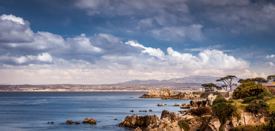 Monterey, California - Photo: mLu.fotos via Flickr, used under Creative Commons License (By 2.0)