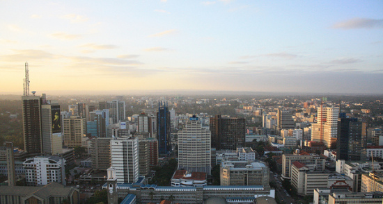 Nairobi, Kenya - Photo: Clara Sanchiz via Flickr, used under Creative Commons License (By 2.0)