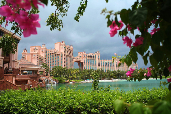 Atlantis Resort, Nassau, Bahamas - Photo: Derek Key via Flickr, used under Creative Commons License (By 2.0)