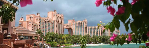 Atlantis Resort, Nassau, Bahamas - Photo: Derek Key via Flickr, used under Creative Commons License (By 2.0)