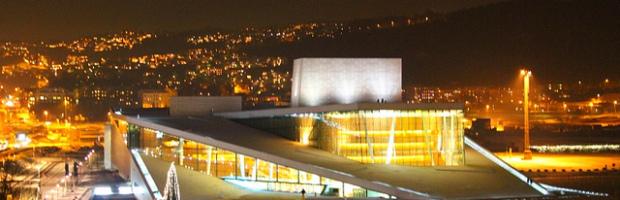 Opera House, Oslo, Norway - Photo: Praktyczny Przewodnik via Flickr, used under Creative Commons License (By 2.0)