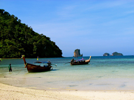 Phuket, Thailand - Photo: Jeff Gunn via Flickr, used under Creative Commons License (By 2.0)