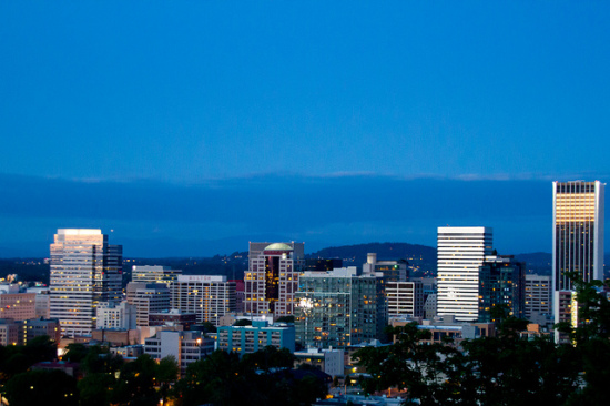 Portland, Oregon - Photo: Razvan Orendovici via Flickr, used under Creative Commons License (By 2.0)