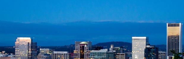 Portland, Oregon - Photo: Razvan Orendovici via Flickr, used under Creative Commons License (By 2.0)