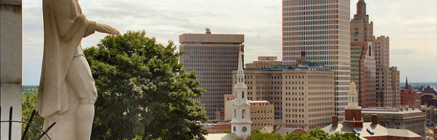 Providence, Rhode Island - Photo: Will Hart via Flickr, used under Creative Commons License (By 2.0)