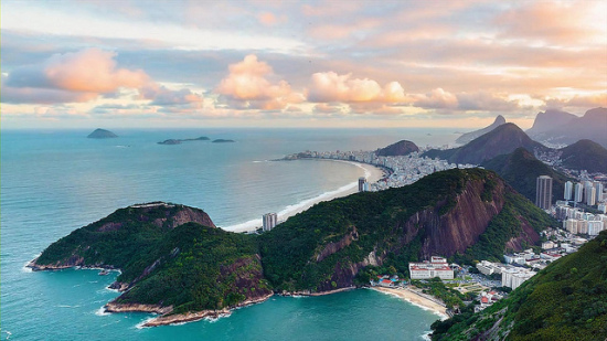 Rio de Janeiro, Brazil - Photo: RyanMBevan via Flickr, used under Creative Commons License (By 2.0)