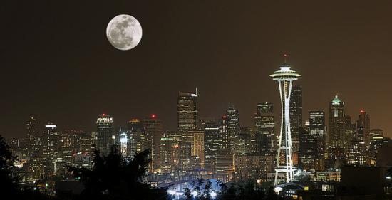 Seattle, Washington - Photo: Motivated Imagination via Flickr, used under Creative Commons License (By 2.0)