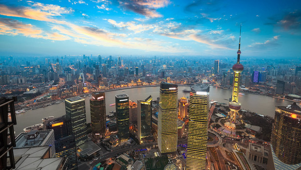 American – $485: San Francisco – Shanghai, China. Roundtrip, including all Taxes