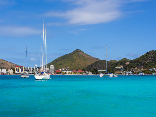St. Maarten - Photo: Benjamin Reed via Flickr, used under Creative Commons License (By 2.0)