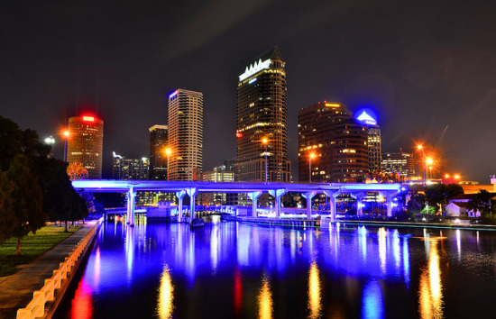 Tampa Florida Photo John T Howard Via Flickr Used Under Creative Commons License By 2 0
