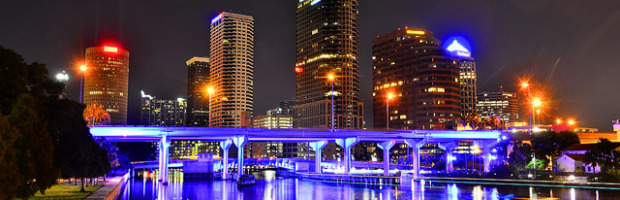 Tampa, Florida - Photo: John T Howard via Flickr, used under Creative Commons License (By 2.0)
