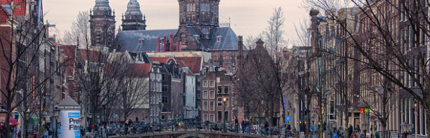 Amsterdam, Netherlands - Photo: Bert Kaufmann via Flickr, used under Creative Commons License (By 2.0)