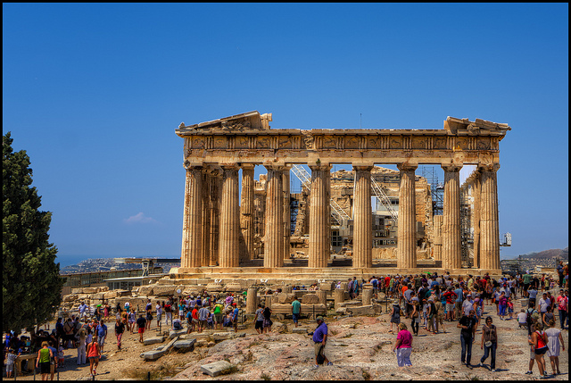 Scandinavian Airlines: Los Angeles – Athens, Greece. $498 (Basic Economy) / $553 (Regular Economy). Roundtrip, including all Taxes