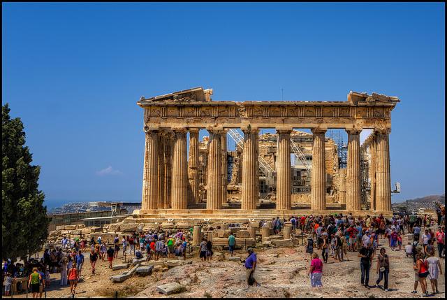 Air France – $567: San Francisco / Chicago / Washington D.C. – Athens, Greece. Roundtrip, including all Taxes