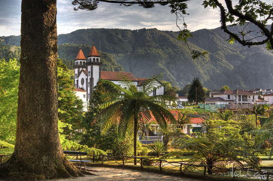 The Azores, Portugal - Photo: Michael Caven via Flickr, used under Creative Commons License (By 2.0)