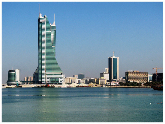 Bahrain Financial Harbour - Photo: Abadi Moustapha via Flickr, used under Creative Commons License (By 2.0)