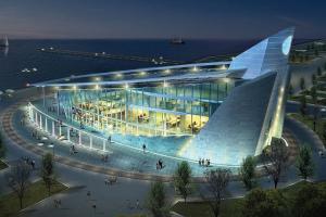 Baku Business Center, Baku, Azerbaijan - Photo: Niyaz Bakili via Flickr, used under Creative Commons License (By 2.0)