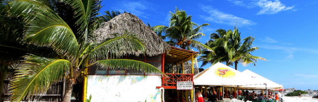 Cozumel, Mexico - Photo: Jorge in Brazil via Flickr, used under Creative Commons License (By 2.0)