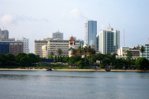 Dar es Salaam, Tanzania - Photo: Martijn Munneke via Flickr, used under Creative Commons License (By 2.0)