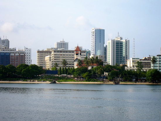 Dar es Salaam, Tanzania - Photo: zhengxu via Flickr, used under Creative Commons License (By 2.0)
