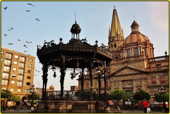 Catedral Basilica de Guadalajara, Guadalajara, Mexico  - Photo: Enrique López-Tamayo Biosca via Flickr, used under Creative Commons License (By 2.0)