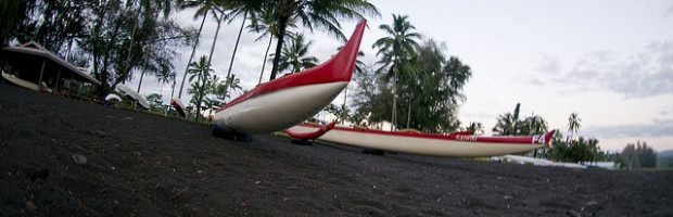 Canoe Club, Hilo, Hawaii - Photo: Hitchster via Flickr, used under Creative Commons License (By 2.0)