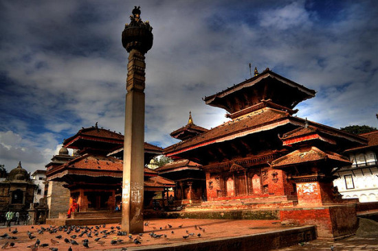 Durbar Square, Kathmandu, Nepal - Photo: Bas Wallet via Flickr, used under Creative Commons License (By 2.0)