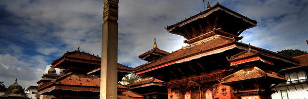 Durbar Square, Kathmandu, Nepal - Photo: Bas Wallet via Flickr, used under Creative Commons License (By 2.0)