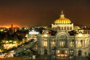 Palacio de Bellas Artes, Mexico City, Mexico - Photo: Eneas De Troya via Flickr, used under Creative Commons License (By 2.0)