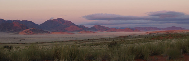 Namibia - Photo: Rui Ornelas via Flickr, used under Creative Commons License (By 2.0)