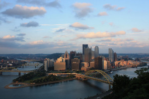 Pittsburgh, Pennsylvania - Photo: Hannaford via Flickr, used under Creative Commons License (By 2.0)