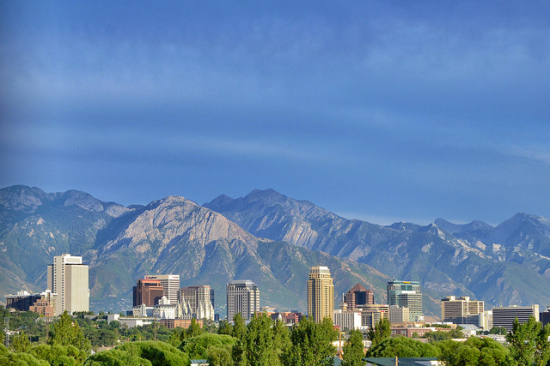Salt Lake City, Utah - Photo: Garrett via Flickr, used under Creative Commons License (By 2.0)