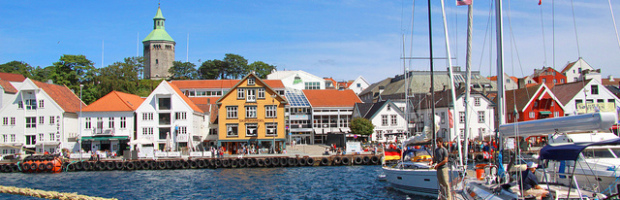 Stavanger, Norway - Photo: Guillaume Baviere via Flickr, used under Creative Commons License (By 2.0)