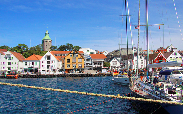 KLM Royal Dutch – $525: Chicago – Stavanger, Norway. Roundtrip, including all Taxes