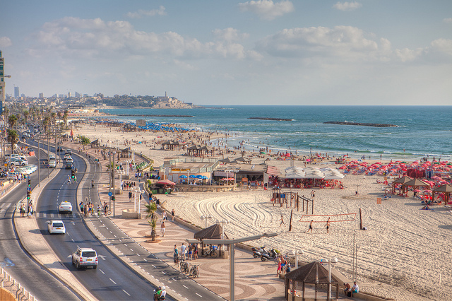 United – $703: Los Angeles / Miami – Tel Aviv, Israel. Roundtrip, including all Taxes