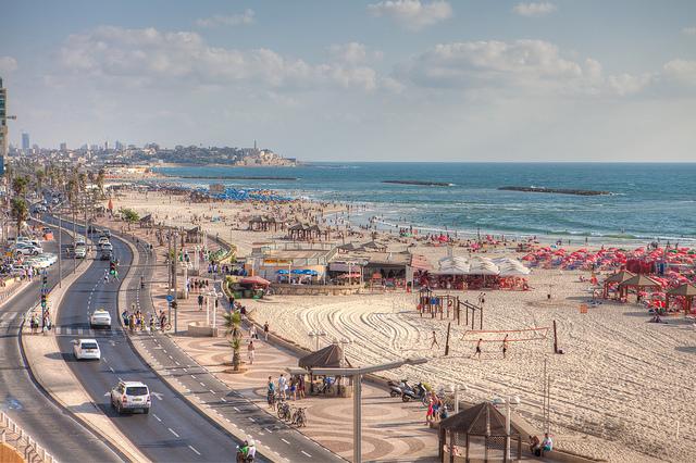 Delta – $590: New York – Tel Aviv, Israel. Roundtrip, including all Taxes