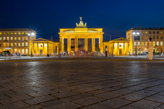 Berlin, Germany - Photo:  Davis Staedtler via Flickr, used under Creative Commons License (By 2.0)