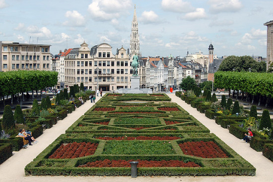 Brussels, Belgium - Photo:  Kim Eriksson via Flickr, used under Creative Commons License (By 2.0)